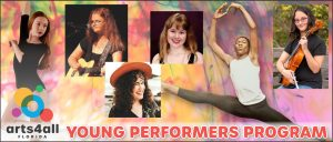 Calling All Emerging Performance Artists, Ages 14-...
