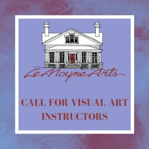 Call for Visual Art Instructors