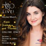TSO Live's Holiday Magic! Mikki Sodergren & Friends