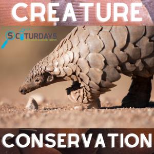Sciturdays - Creature Conservation