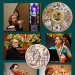 Encore Bach Parley Holiday Concert Online