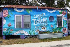 Create, Explore, Imagine