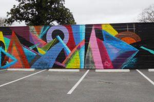 Chad O'Hara Murals