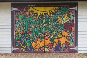 Frenchtown Market Mural