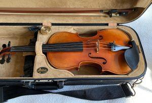 Nicolas Parola NP30E Violin Outfit