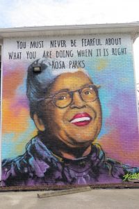 Florida People's Advocacy Center Murals