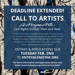 Civil Rights Exhibit: Then & Now, Call to Arti...