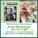 Virtual Chain of Parks Artist Workshops