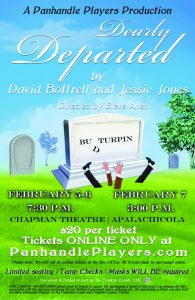 "Panhandle Players Present ""Dearly Departed"""
