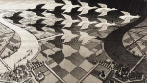 M.C. Escher Journey Into Infinity