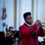 Julian White, ll, Trumpeter and Scotty Barnhart, Trumpeter, In Concert