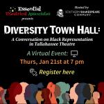 ETA Presents: Diversity Town Hall