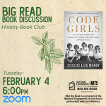Virtual History Book Club - NEA Big Read-Leon County