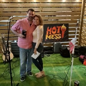 Tunes at the Terrace-Hot Mess