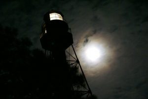 Crooked River Lighthouse Full Moon Climb