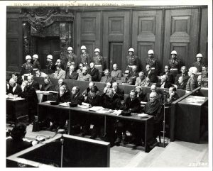 Special Exhibit: Nuremberg & War Crime Trials