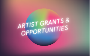 Artwork Archive Grants and Opportunities List