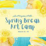LeMoyne Arts Spring Break Camp