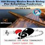 2nd Annual Mexico Beach Rising Pier Rebuild Squad at the Warrior on the River