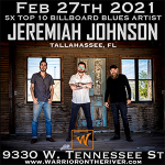 Jeremiah Johnson in Tallahassee at the Warrior on the River