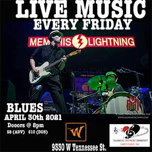 Memphis Lightning Returns for another night of Blu...