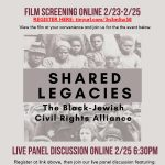 Shared Legacies Film and Panel Discussion