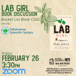 Virtual Bucket List Book Club - NEA Big Read - Leon County