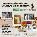 Untold Stories of Leon County's Black History