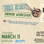 Teen Memoir Zine Workshop