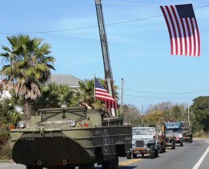 26th Annual Camp Gordon Johnston Veterans Parade
