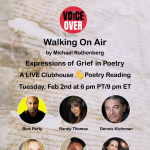 Walking On Air by Michael Rothenberg-Expressions of Grief in Poetry