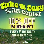 Take It Easy with the Art Center
