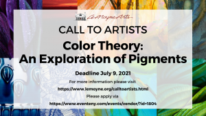 Color Theory: An Exploration of Pigments, Call to ...