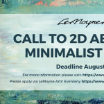 2D Abstract Call to Artists