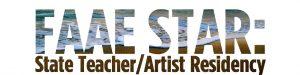 State Teacher/Artist Residency