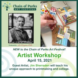 Chain of Parks Artist Workshop w/ Jim Sherraden