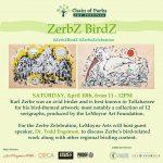 ZerbZ BirdZ w/ Dr. Todd Engstrom