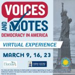 Voices & Votes: Democracy in America Virtual Experience