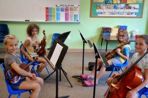 Intermediate String Orchestra Camp 2021 (TRAA)