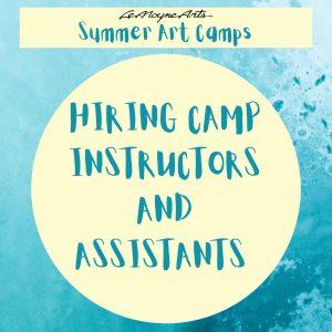 LeMoyne Summer Camp Instructors and Assistants