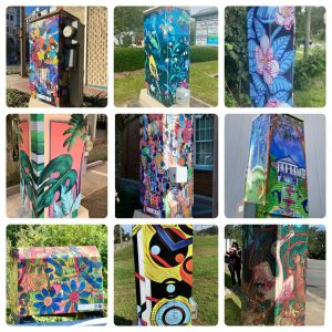 """Leon County """"Art of the Box"""" Call to Artists"""