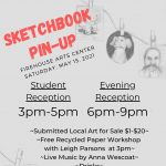 Sketchbook Pin-up
