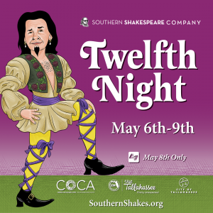 Southern Shakespeare Festival Presents: Twelfth Ni...