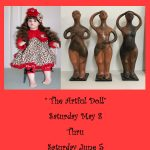 """""""The Artful Doll"""" at Jefferson Arts Gallery"""