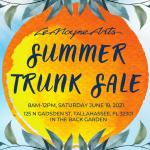 LeMoyne Arts' Summer Trunk Sale