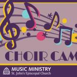 St. John's Summer Choir Camp