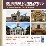 Rotunda Rendezvous featuring the Oklahoma State Capitol