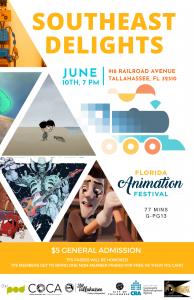 Florida Animation Festival - Southeast Delights