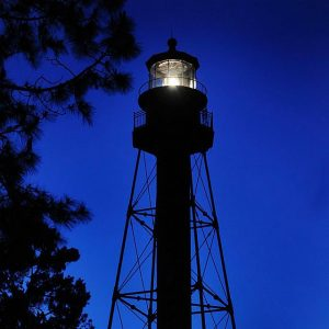Full Moon Climb at Crooked River Lighthouse
