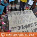 Downtown Public Art Walk
